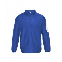 Badger 2641 Youth Sideline Long Sleeve Pullover