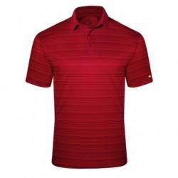 Badger 3325 Striped Sport Shirt