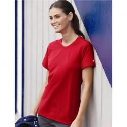 Badger 4860 Women's B-Tech Cotton-Feel T-Shirt