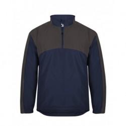 Badger 7644 Contender Quarter-Zip Jacket