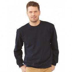 Bayside 1102 USA-Made Crewneck Sweatshirt