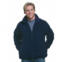 Bayside 1130 USA-Made Full-Zip Fleece Jacket