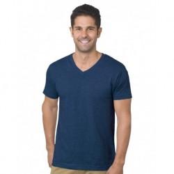 Bayside 5025 USA-Made V-Neck T-Shirt