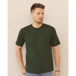 Bayside 5040 USA-Made 100% Cotton Short Sleeve T-Shirt