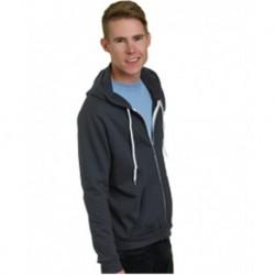 Bayside 875 USA-Made Unisex Full-Zip Fleece Jacket