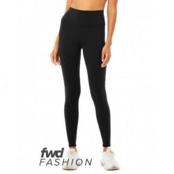 BELLA + CANVAS 0813 FWD Fashion Women's High Waist Fitness Leggings