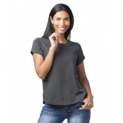 Boxercraft T57 Women's Vintage Cuff T-Shirt