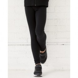 Boxercraft YS08 Girls' Leggings