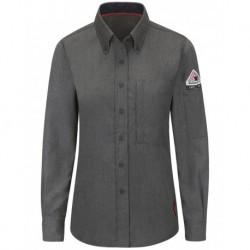 Bulwark QS51 Women's iQ Series Comfort Woven Lightweight Shirt