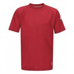 Bulwark QT30L iQ Series Short Sleeve Tee Long Sizes