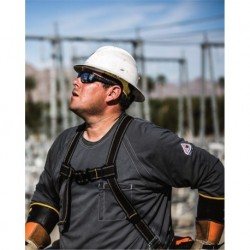 Bulwark QT32L Flame Resistant Long Sleeve Shirt - Long Sizes