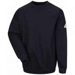 Bulwark SEC2 Pullover Crewneck Sweatshirt - Cotton/Spandex Blend