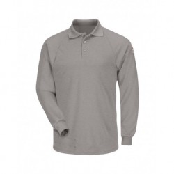 Bulwark SMP2 Classic Long Sleeve Polo - CoolTouch2