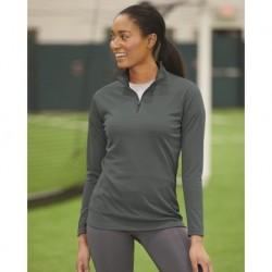 C2 Sport 5602 Women's Quarter-Zip Pullover