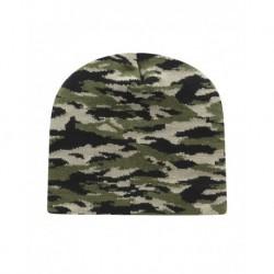 CAP AMERICA RKC9 USA-Made Camo Beanie