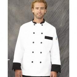 Chef Designs KT74 Garnish Chef Coat