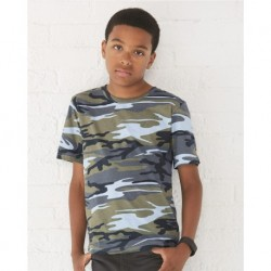 Code Five 2207 Youth Camouflage T-Shirt