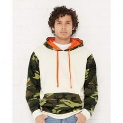Code Five 3967 Fashion Camo Hooded Sweatshirt