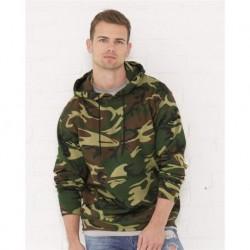 Code Five 3969 Camo Pullover Fleece Hoodie