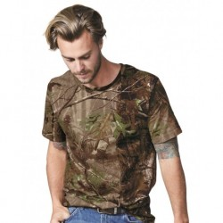Code Five 3980 Realtree Camo T-Shirt