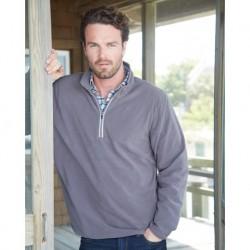 Colorado Clothing 6196 Rockvale Microfleece Quarter-Zip Pullover