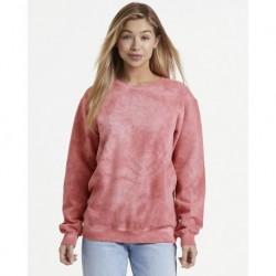 Comfort Colors 1545 Colorblast Crewneck Sweatshirt