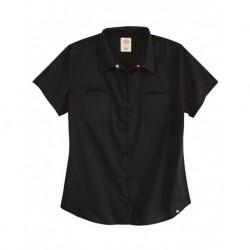Dickies 5350 Women's Short Sleeve Industrial Work Shirt