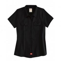 Dickies FS57 Women's Short Sleeve Work Shirt