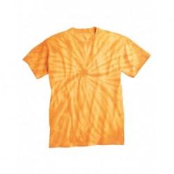Dyenomite 200CY Cyclone Pinwheel Tie-Dyed T-Shirt