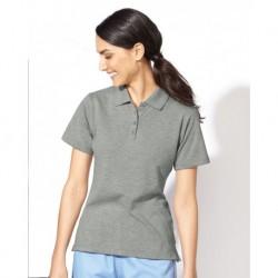 FeatherLite 5330 Women's Platinum Pique Sport Shirt