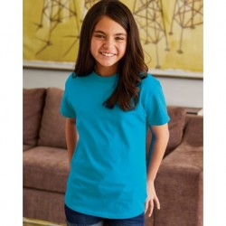 Hanes 5450 Authentic Youth Short Sleeve T-Shirt