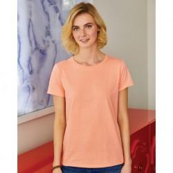 Hanes 5680 ComfortSoft Women's Short Sleeve T-Shirt
