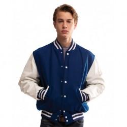Holloway 224183 Varsity Wool Jacket