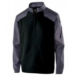 Holloway 229155 Raider Quarter-Zip Jacket