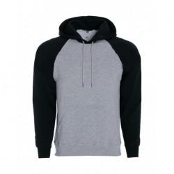 Holloway 229179 Athletic Fleece Banner Hooded Sweatshirt