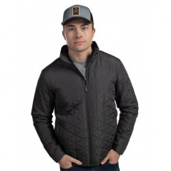 Holloway 229516 Repreve Eco Quilted Jacket