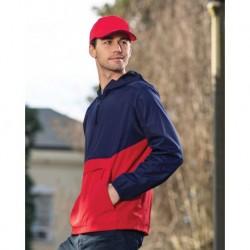Holloway 229534 Packable Quarter-Zip Jacket