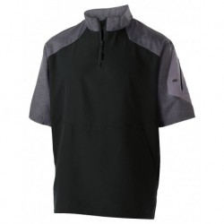 Holloway 229545 Raider Short Sleeve Quarter-Zip