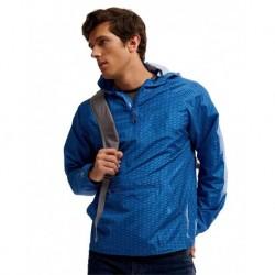 Holloway 229554 Range Packable Quarter-Zip Jacket