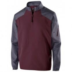 Holloway 229655 Youth Raider Quarter-Zip Jacket