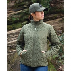 Holloway 229716 Women's Repreve Eco Quilted Jacket