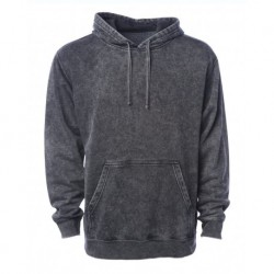 Independent Trading Co. PRM4500MW Unisex Midweight Mineral Wash Hooded Sweatshirt