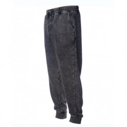 Independent Trading Co. PRM50PTMW Mineral Wash Fleece Pants