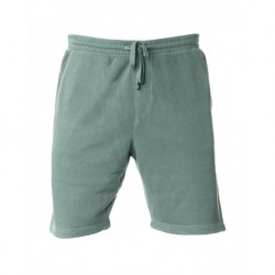 Independent Trading Co. PRM50STPD Pigment-Dyed Fleece Shorts