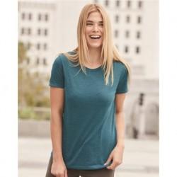 JERZEES 601WR Women's Triblend T-Shirt