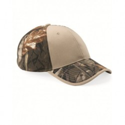 Kati LC102 Camo with Solid Front Cap