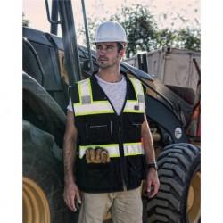 Kishigo B500 EV Series Enhanced Visibility Professional Utility Vest