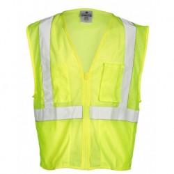 Kishigo FM419-420 Self Extinguishing Mesh Vest