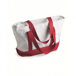 Liberty Bags 7006 Bay View Zippered Tote
