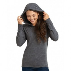 Next Level 6021 Unisex Triblend Hooded Long Sleeve Pullover
